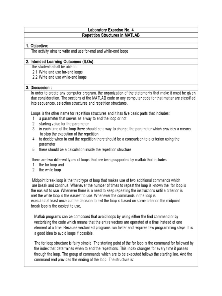 Cuesta - Activity 4 (17 Page Black) | Control Flow | Mathematical