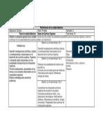 Planificación Quimica Organica 3 Medio