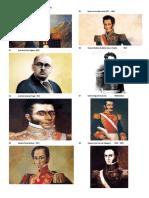 Los Presidentes Del Perú