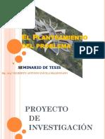 fundamentacion del problema -UAP.pps