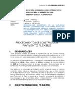 Procedimiento Constructivo n228-2013