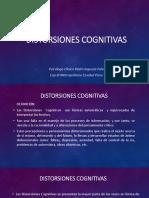 Distorsiones Cognitivas 1 (36 Diapositivas)