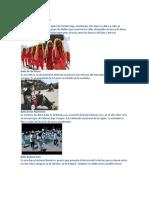Danzas, Bailes Trajes y Canciones de Guatemala