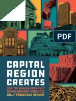 2017 Progress Report Capital Region