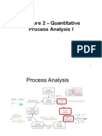 Quantitative Process Analysis