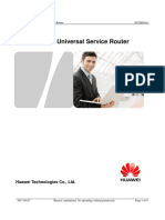 Huawei NE40E Universal Service Router Product Brochure (1)