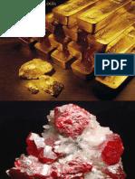 Ley Del Mineral y Su Valor Económico