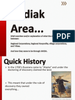kodiak area corperationsnonprofitstribes and ancsa
