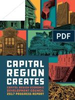 Capital Region REDC progress report 2017 October