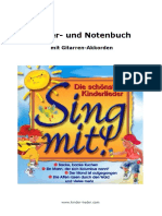 SING WITH KIDS Kinder Lieder Kids Songs pdf