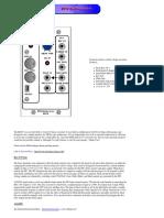 RXCV - Economy Midi to Control Voltage Converter