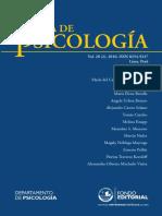 Revista de Psicologia Liderazgo