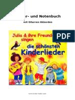 Julia Kids Songbook