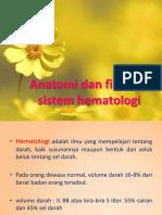 anfis hematologi