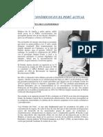 Grupos Económicos en El Perú Actual
