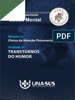 Saúde Mental - Módulo 3 UND 3