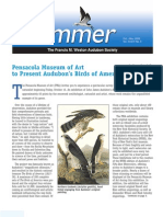 December 2009-January 2010 Skimmer Newsletter Francis M. Weston Audubon Society