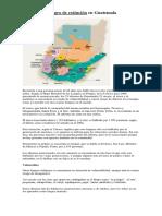 Lenguas en Peligro de Extinción en Guatemala