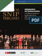 Boletin Snip Peruano -15años