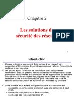 sécurité chapitre 2