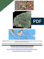 petrografi mineral websterite
