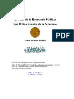 El Final de La Economia Politica Una Cri…