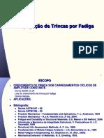 Aula 6 Fadiga Propagaçao de Trinca