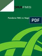 Pandora vs Nagios Comparativa en v4