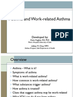 Work Related Asthma