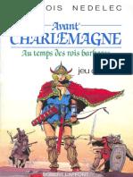 Avant Charlemagne - Livre De Règles - JDR Fr - RPG