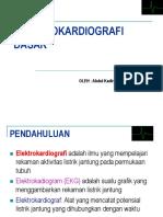 Elektrokardiografi Dasar