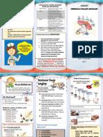 Leaflet Penyuluhan Imunisasi Ocha