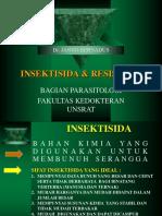 9.INSEKTISIDA & RESISTENSI