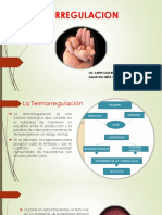 Presentacion de Termorregulacion