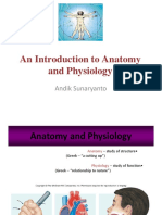 An Introduction to Anatomy and Physiology Midwifery