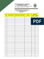 Form Register Kesling