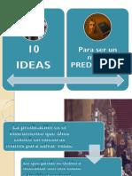 10 Ideas Para Ser Un Mejor Predicador