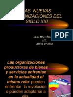 Modelos Org. XXI,B. Trab. Abr. 2004