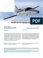 Tracking y Multitracking radar