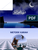 Pert-2 Metode Ilmiah
