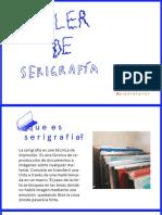 Risografía y serigrafía