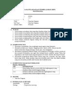 1.1 RPP Mate St Data Dan Diagram