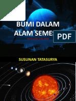 Pert-5 Bumi Dalam Alam Semesta