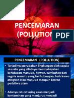 Pert 9 Pencemaran