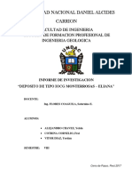 Monterrosas IOCG - ICA