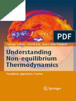 Non-Equilibrium Thermodynamics -2008