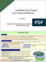 Japan Eco City Models
