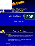 Seis Sigma Control Gb