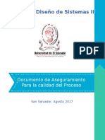 Documento a Segura Mien to Calidad