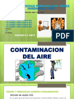 Contaminacion Del Aire 1